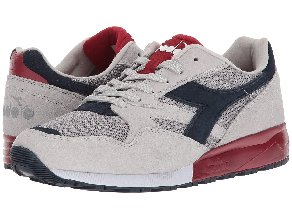 Diadora N902 S (Light Grey) Running Shoes