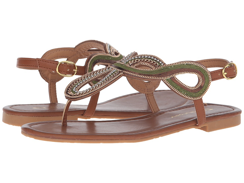 CL By Laundry Night Time Calf (Cognac) Women