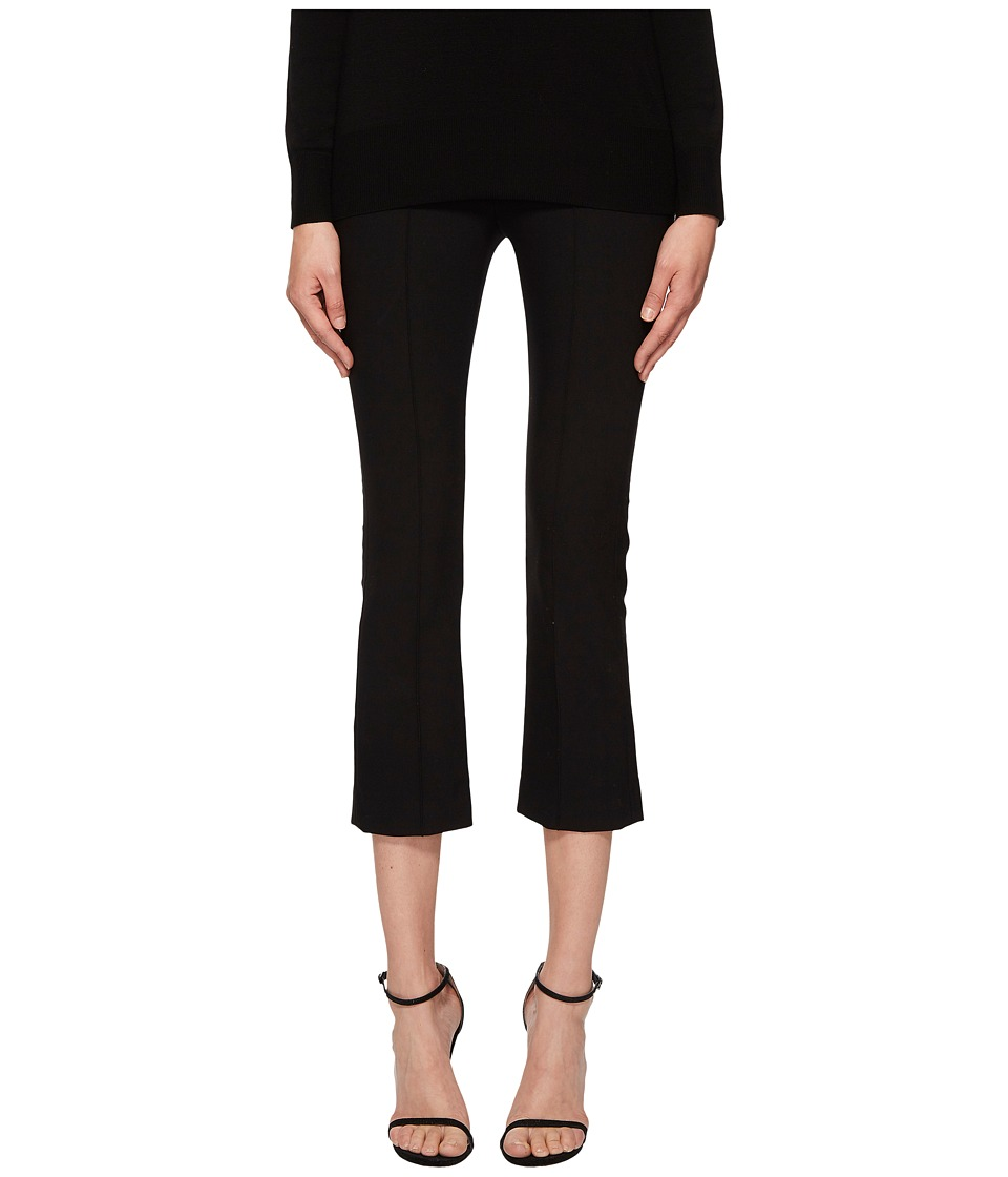 Vince Crop Flare Leggings (Black) Women