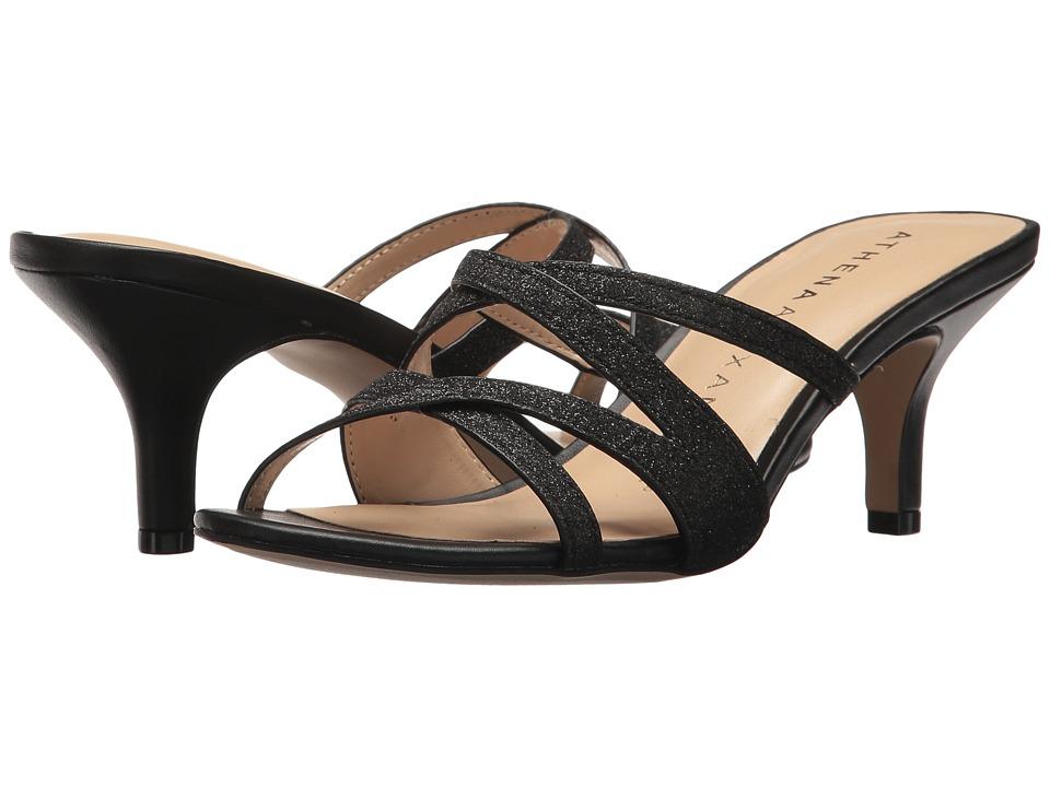 Athena Alexander Starlight (Black) High Heels