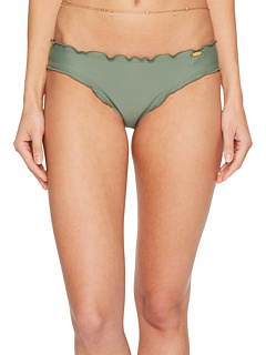 Cosita Buena Full Ruched Back Bikini Bottom by Luli Fama