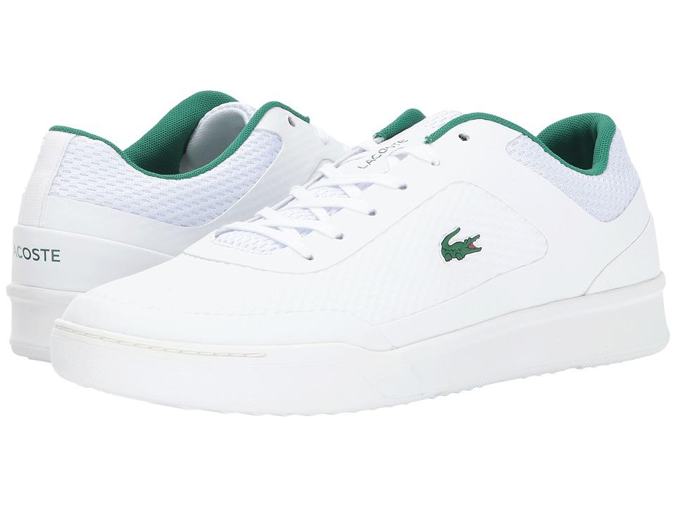 Lacoste Explorateur Sport 317 5 CAM (White/Green) Men