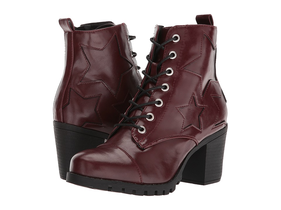 XOXO Chloee (Burgundy) Women
