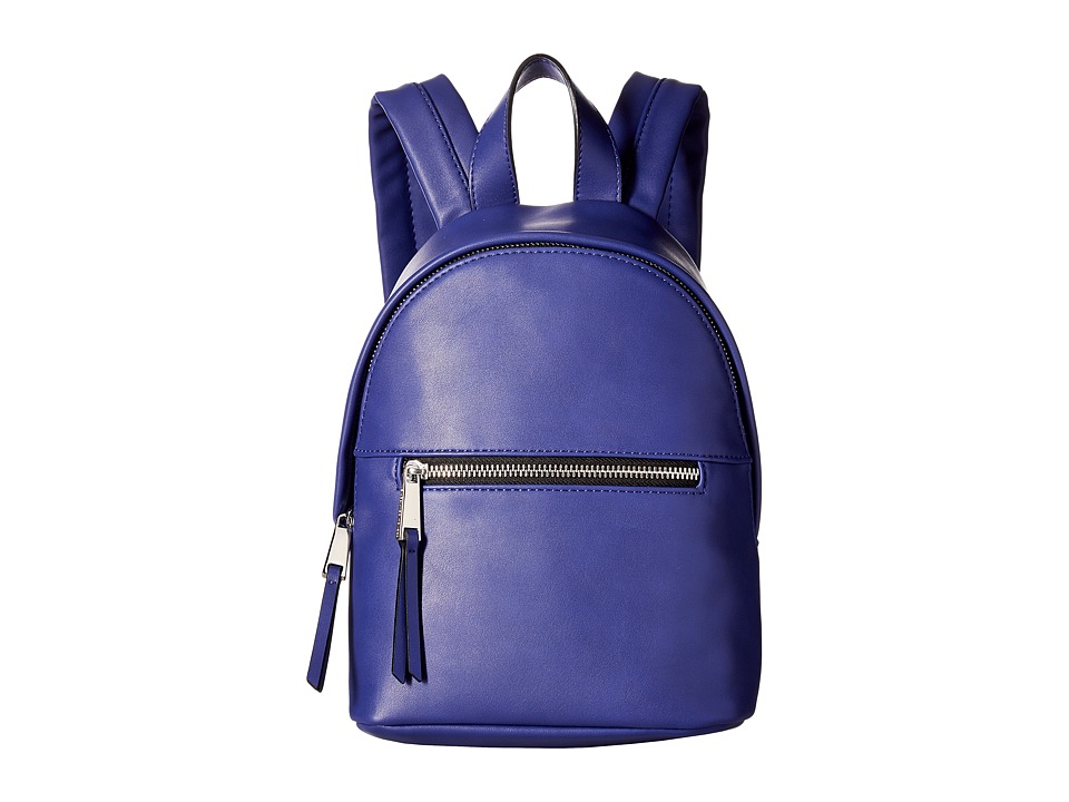 French Connection Jace Small Backpack (Rebel Blue) Backpack Bags
