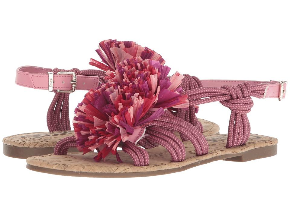 Circus by Sam Edelman Bice (Pink Lemonade/Mulberry Pink Smooth Atanado/Rope) Women