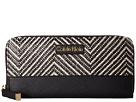 Calvin Klein Calvin Klein - Saffiano Raffia Wallet