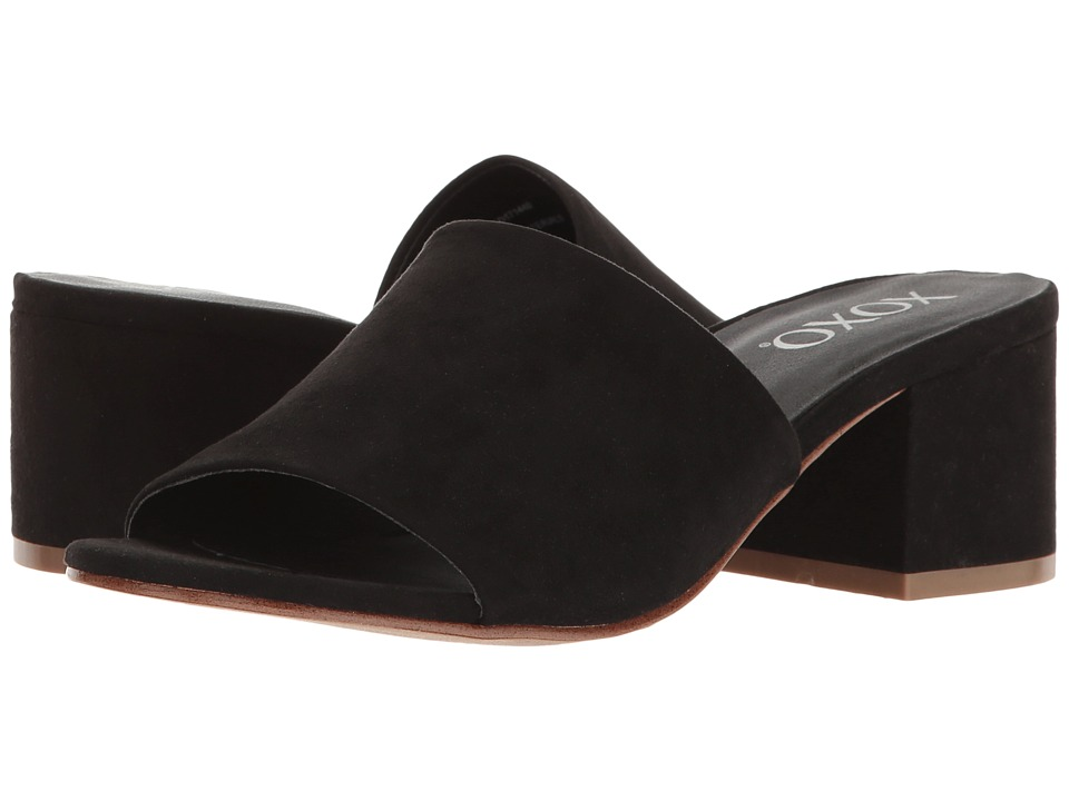 XOXO Henrietta (Black) Women