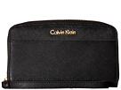 Calvin Klein Calvin Klein - Saffiano Wallet w/ Strap