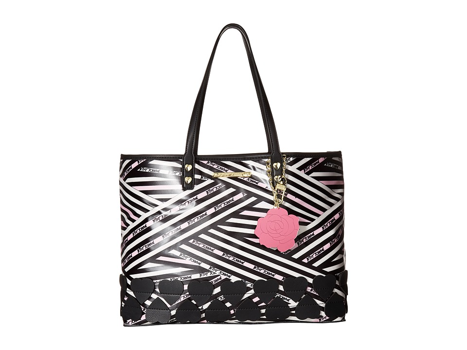 Image of Betsey Johnson - 2-in-1 East/West Tote (Multi) Tote Handbags