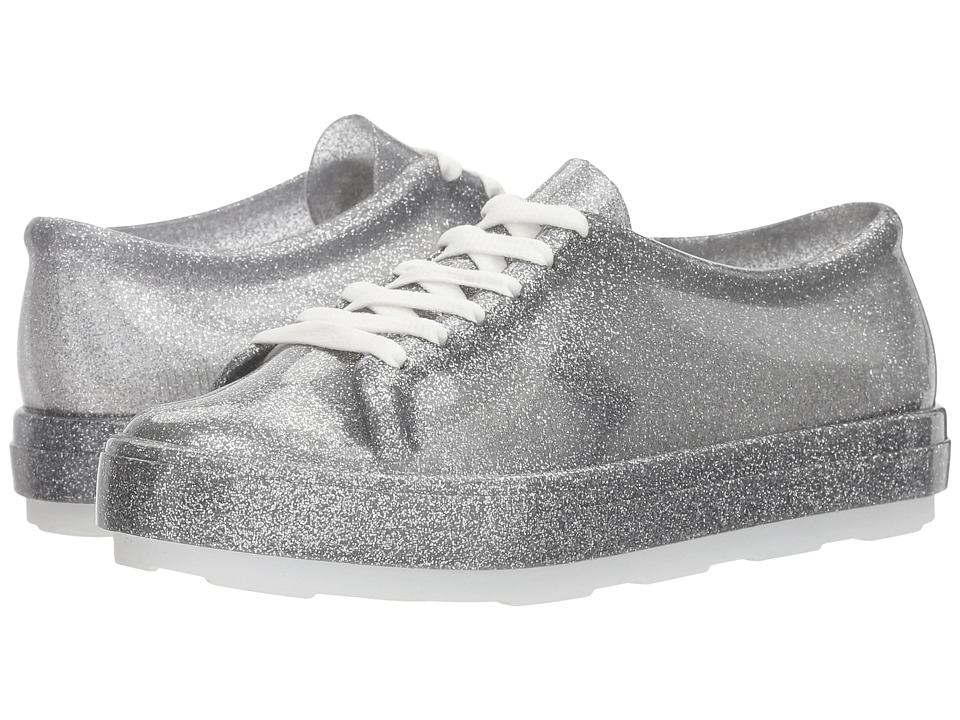Melissa Shoes Be (Bright Silver Glitter) Women