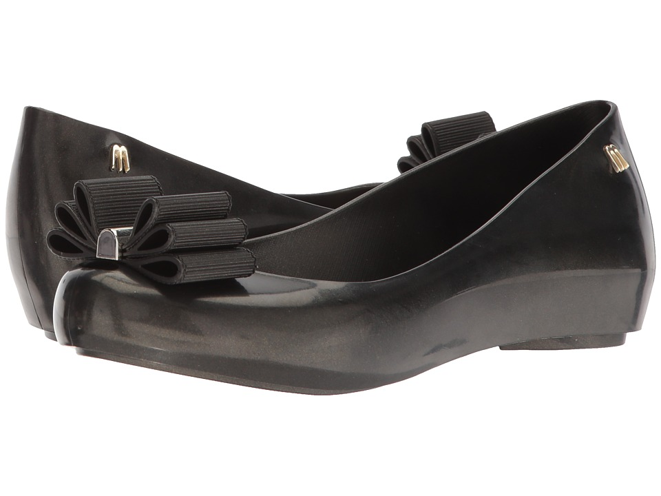 Melissa Shoes Ultragirl Sweet + Jason Wu (Black Shiny) Women