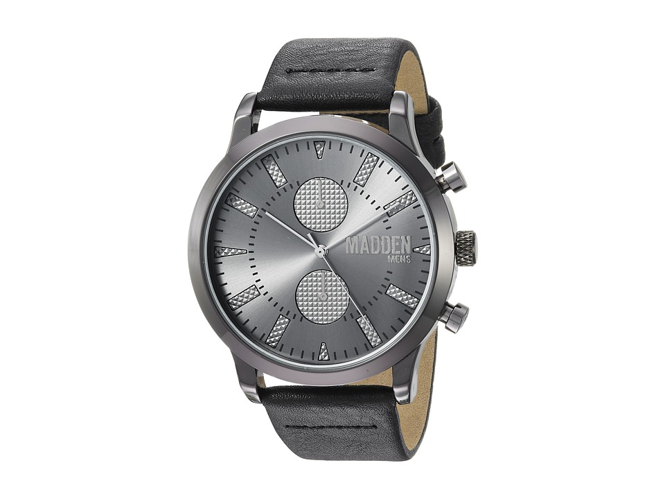 Steve Madden - Madden Mens SMMW009BK-BK (Black) Watches
