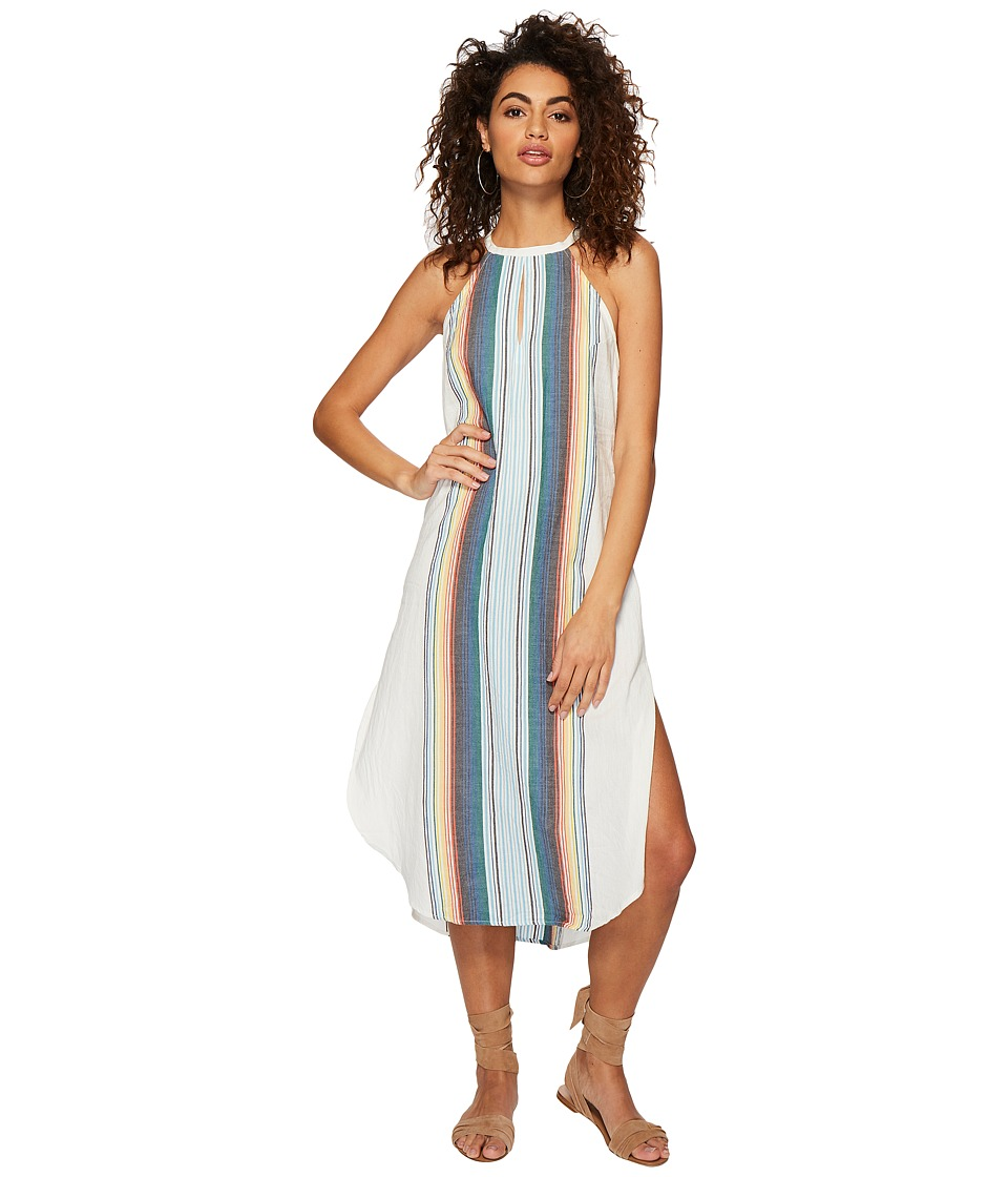 Rip Curl Beach Bazaar Maxi Dress (Vanilla) Women