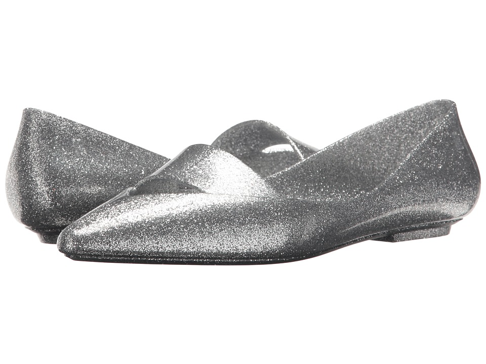 Melissa Shoes Maisie (Silver Glass Glitter) Women