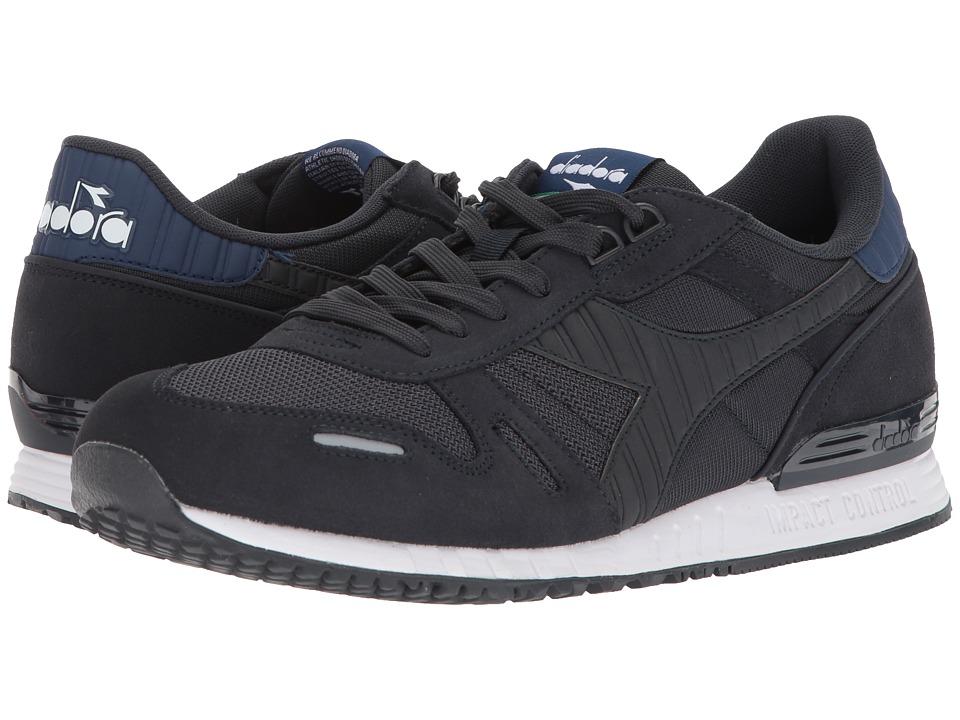Diadora Titan II (Stretch Limo/Estate Blue) Athletic Shoes