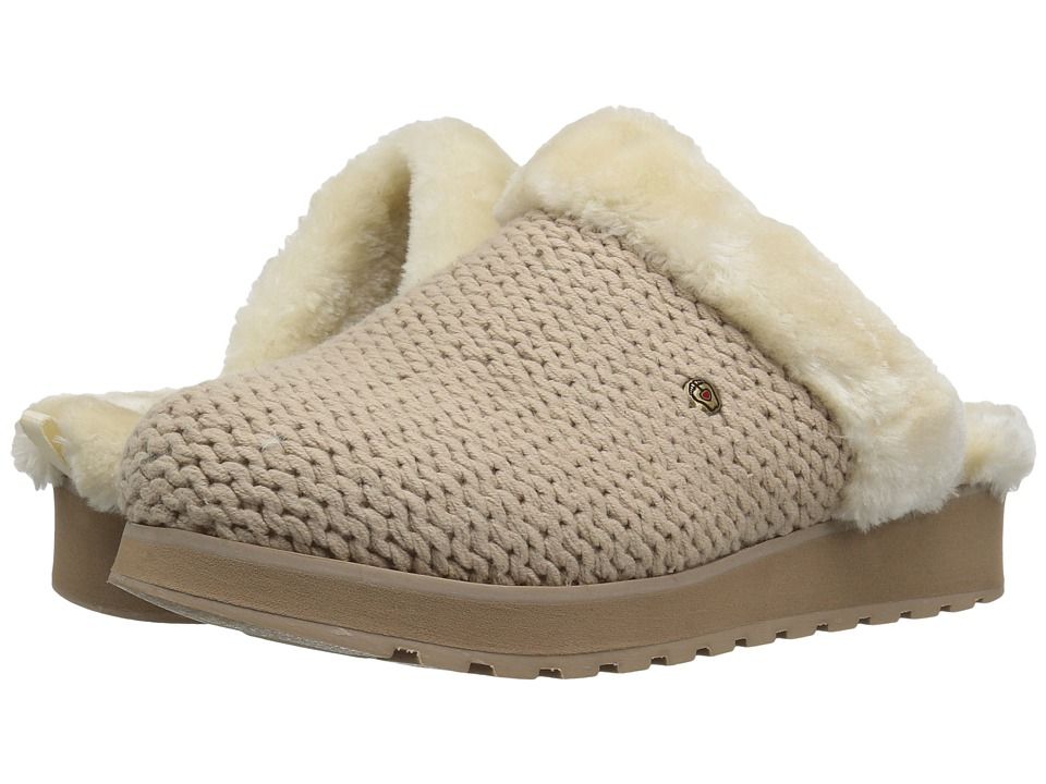BOBS from SKECHERS Keepsakes High Canyon Peak (Natural) Women