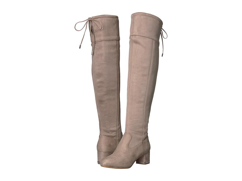 MICHAEL Michael Kors Jaime Mid Boot (Dark Dune) Women