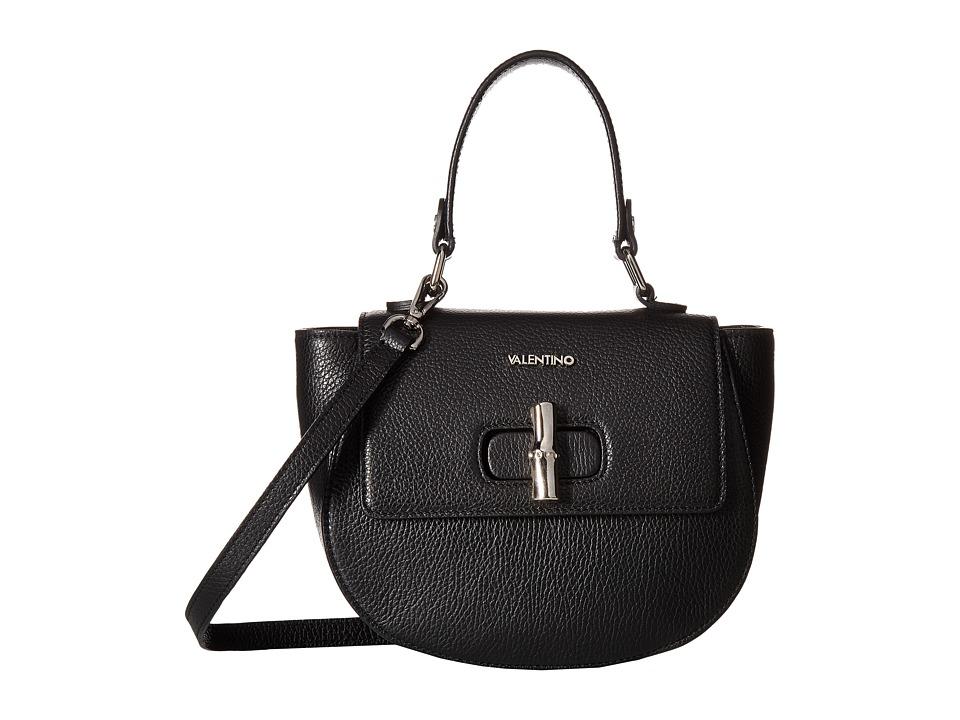 Valentino Bags by Mario Valentino Clarissa (Black) Handbags