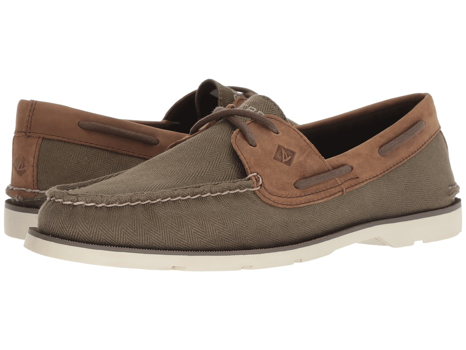 Men S Leeward  Eye Boat Shoe