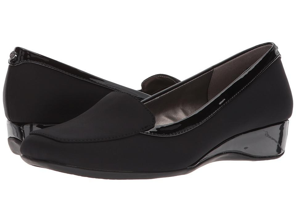 Bandolino Lilas (Black/Black Fabric) Women