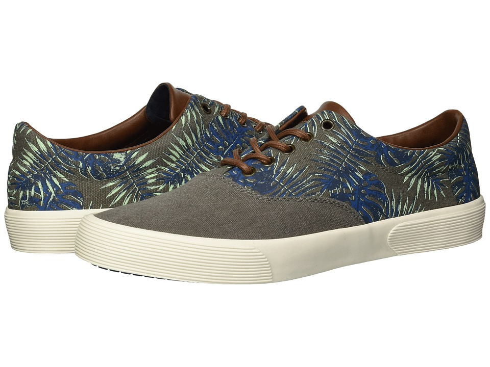 Kenneth Cole Unlisted Agent Sneaker (Grey/Navy) Men\u0027s Shoes