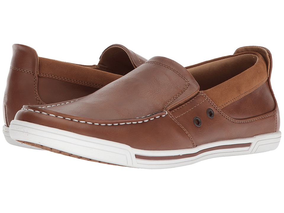 Kenneth Cole Unlisted Press Loafer (Tan) Men