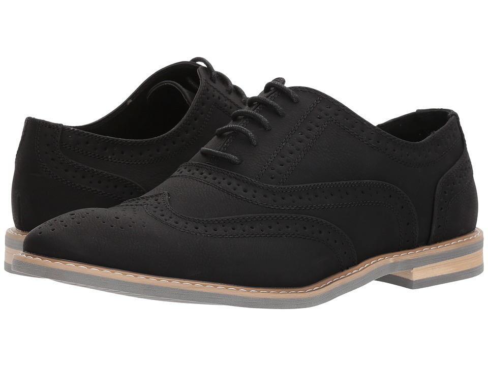 Kenneth Cole Unlisted Joss Oxford (Black) Men