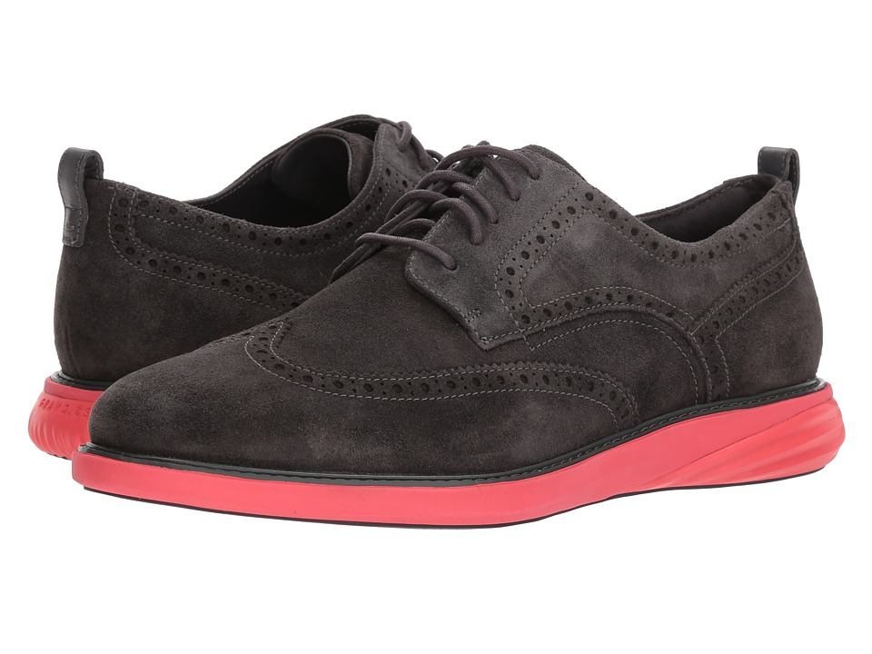 Cole Haan Grand Evolution Shortwing (Magnet Suede/Flash) Men