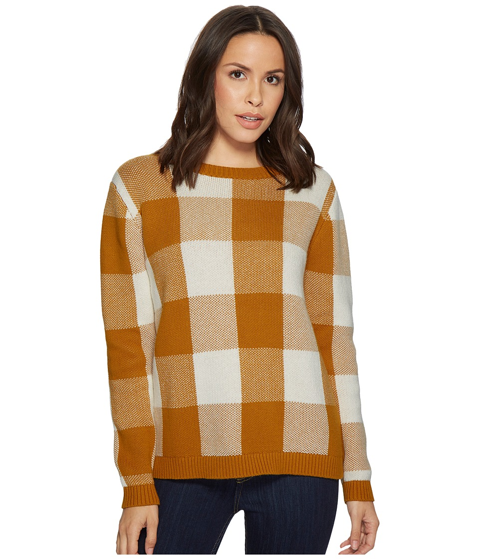 Pendleton women 39 s t shirts and tank tops for Ladies brown check shirt