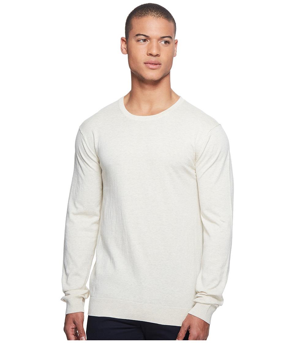 Scotch & Soda Cotton-Cashmere Sweater (Stone Melange) Men