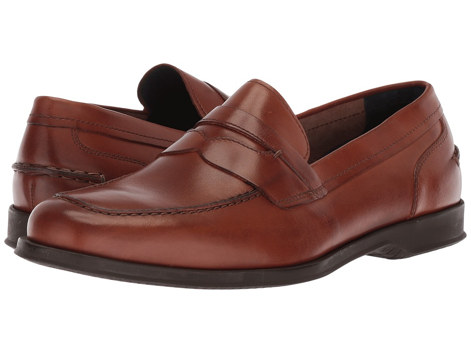 Cole Haan Fleming Penny Loafer (British Tan) Men