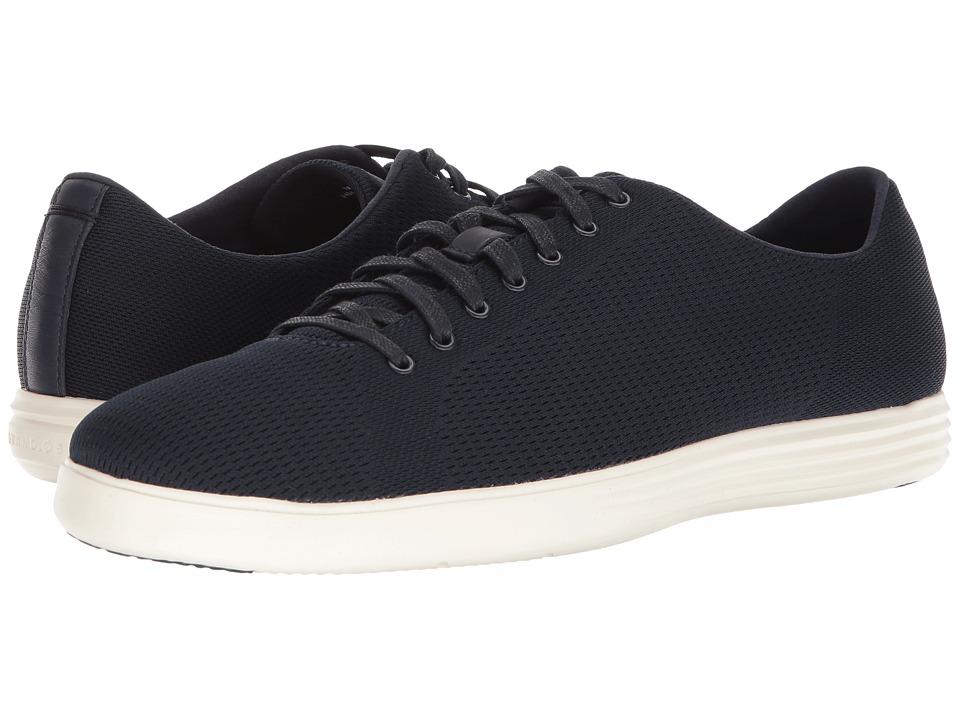 Cole Haan Grand Crosscourt Knit Sneaker (Navy Knit) Men