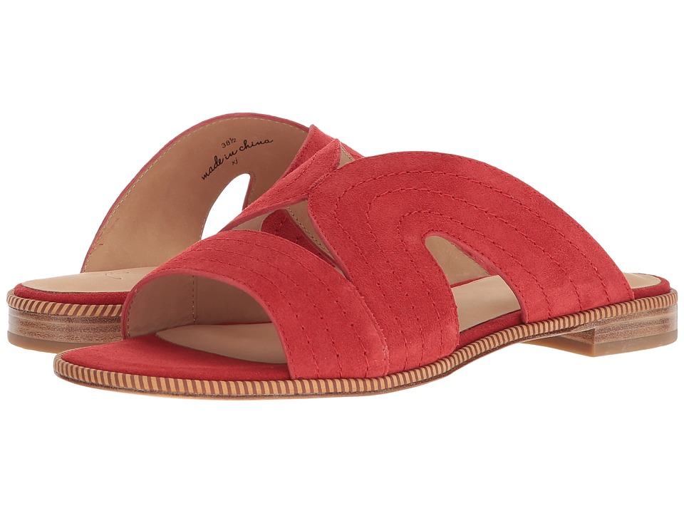 Joie Paetyn (Red Calf Suede) Women
