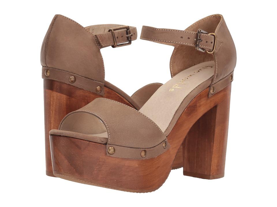 Cordani Tulum (Bisque Nubuck 1) High Heels