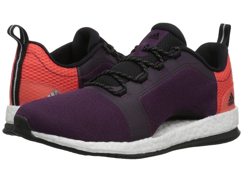adidas PureBoost X TR 2 (Red/Black/Easy Coral) Women
