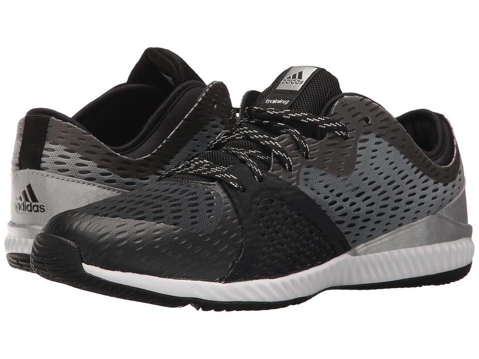 adidas Crazytrain Pro (Black/Silver Metallic/Black) Women