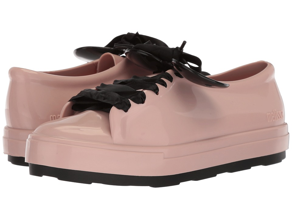 Melissa Shoes Be + Disney (Pink/Black) Women