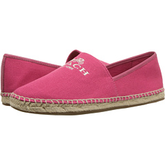 Rhoda Canvas Espadrille by Coach