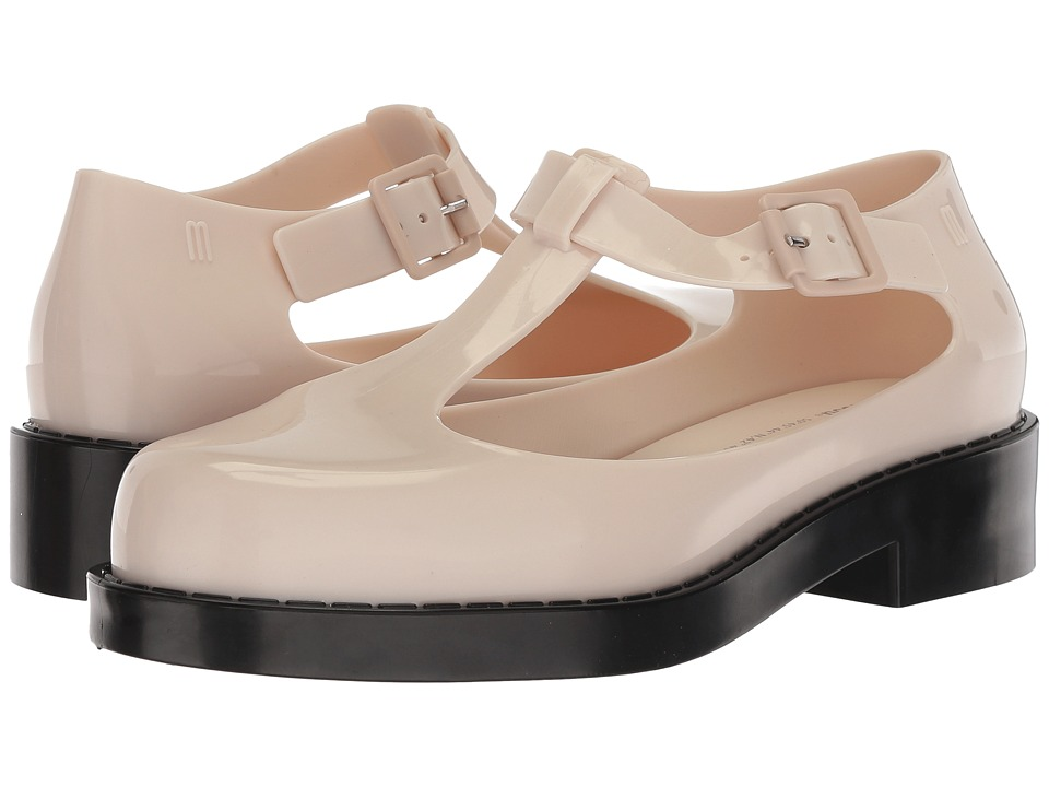Melissa Shoes Kazakova (Beige/Black) Women