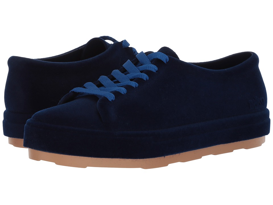 Melissa Shoes Be Flocked (Blue Indigo) Women