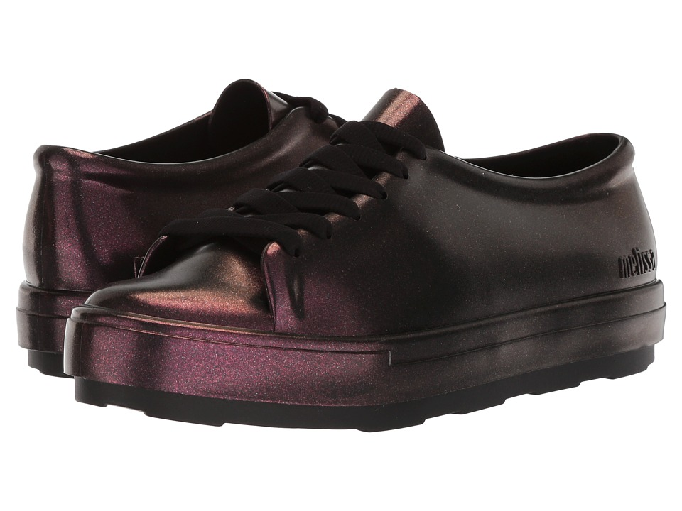 Melissa Shoes Be Shine (Red Wine Iridescent) Women