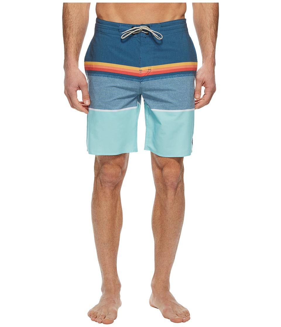 Rip Curl Rapture Layday Boardshorts (Blue) Men