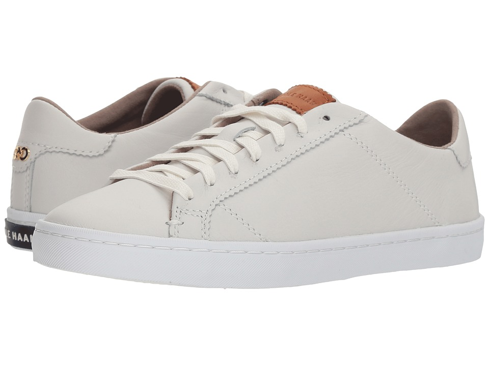 Cole Haan - Margo Lace-Up II (Optic White/White) Women's Lace up casual Shoes
