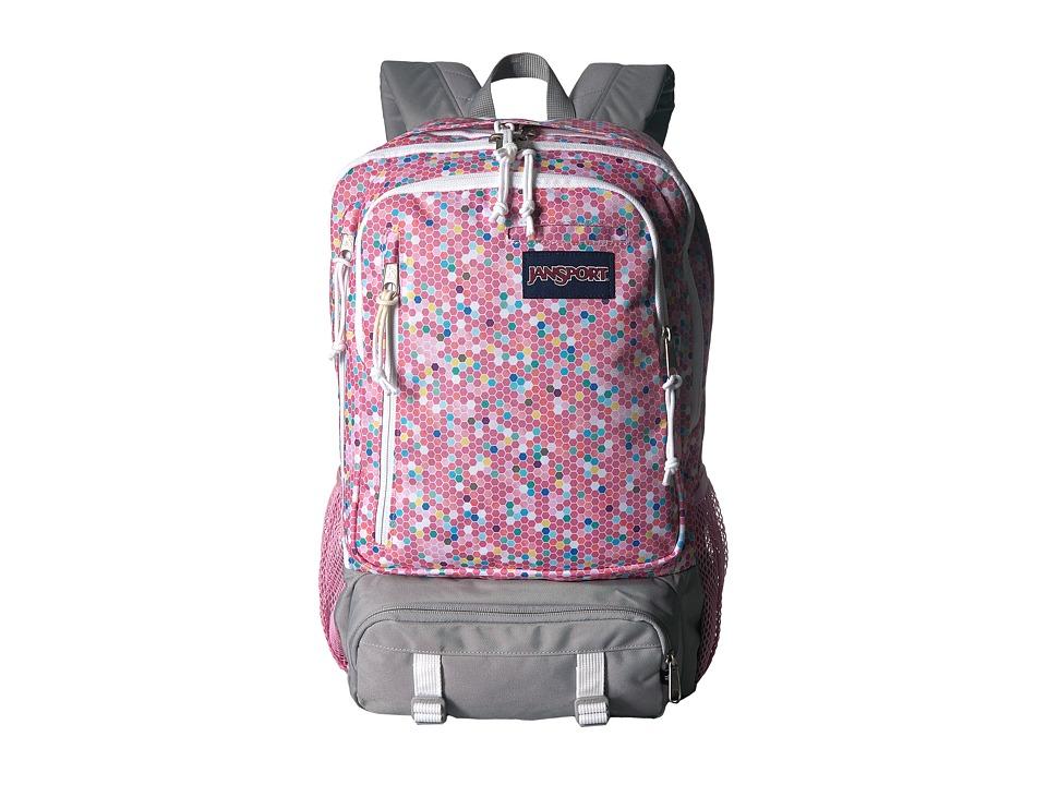 JanSport Envoy (Confetti) Backpack Bags