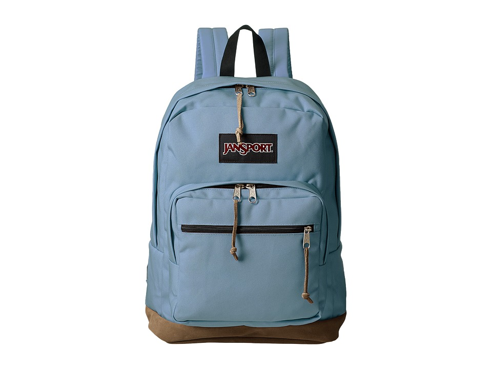 JanSport Right Pack (Captains Blue) Backpack Bags