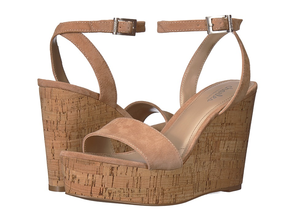 Charles by Charles David Lilla (Nude Suede) Women