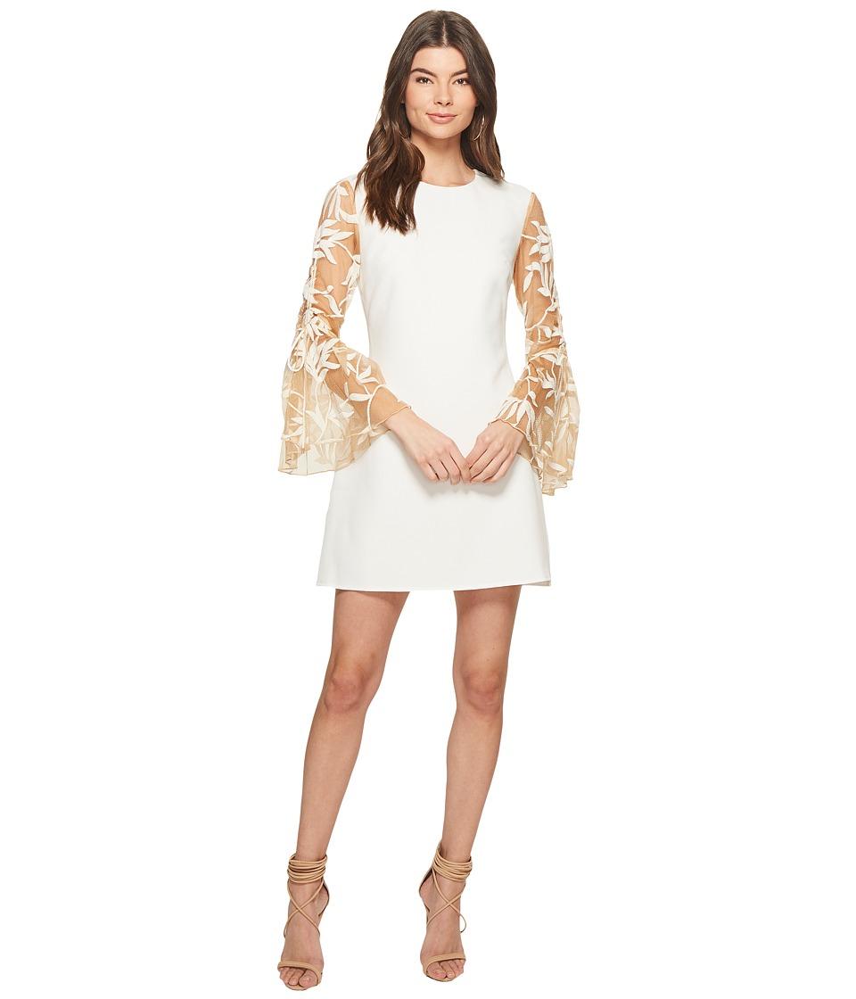 KEEPSAKE THE LABEL Fast Lanes Mini Dress (Ivory) Women