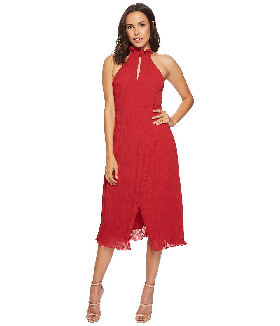 KEEPSAKE THE LABEL Skylines Dress (Scarlet Red) Women