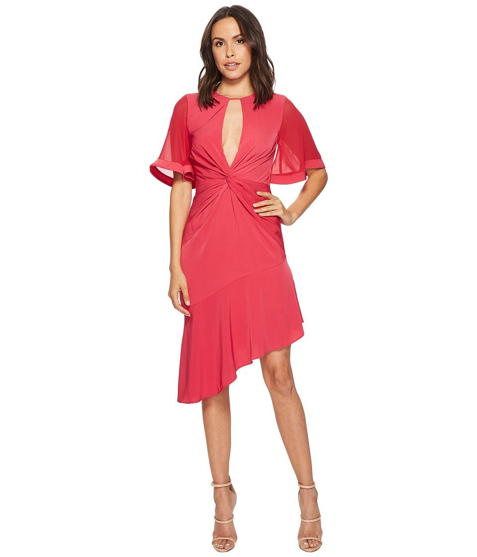 KEEPSAKE THE LABEL No Love Mini Dress (Raspberry) Women