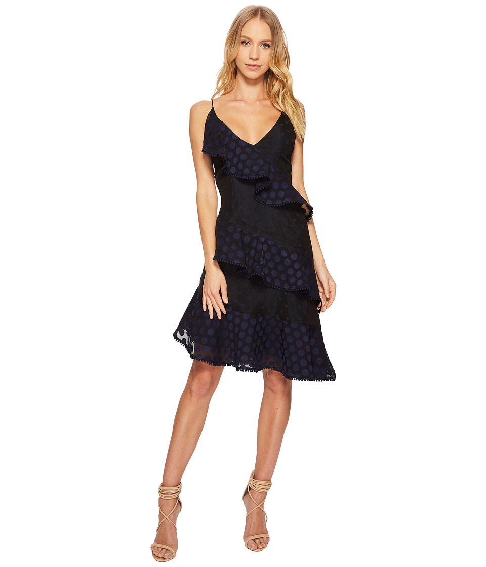 KEEPSAKE THE LABEL See You Now Dress (Navy) Women